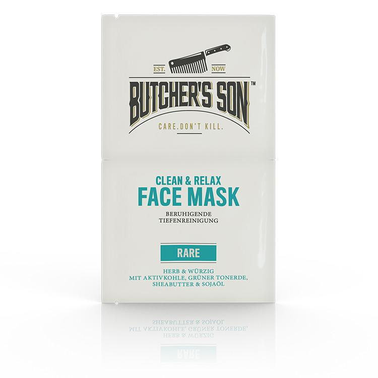 CLEAN & RELAX FACE MASK